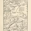 Karta iugo-vostochnoi Rossii Seb. Miunstera iz latinskago izdaniia Kosmografii, 1559g. Tekst str.7