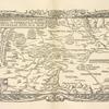 Karta Rossii Gerbershteina iz latinskago izdaniia Zapisok o Moskovii, Basileae. 1556. Tekst str.8
