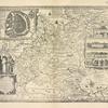 Karta Rossii Gesseliia Gerritsa 1614 v izdanii Piskatora 1651g. Tekst str.12