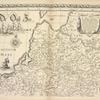 Karta Litvy kn. N.Khr.Radzivila, 1613g. Str.3