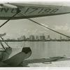 Miami, skyline of Florida