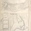 Karta Vavchugi, gorodishch i Bazheninovskoi verfi, plan Orletskago gorodishcha