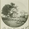 The new house of Col. Giles Jackson of Monterey Mass.