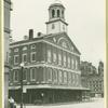 Faneuil Hall, Boston Mass.