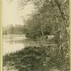 Private lake in Bonaparte Park