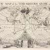 A new map of the terraqueous globe according to the latest discoveries and most general divisions of it into continents and oceans.