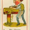 Mr. Clamp the Carpenter.