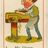 Mr. Clamp the Carpenter.