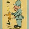Mr. Holder.The Policeman.
