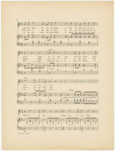The daisy / song by Charles A. Ware.