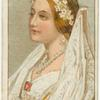 Her Most Gracious Majesty Queen Victoria - Bridal Feb 10, 1840.