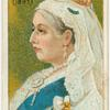Her Most Gracious Majesty Queen Victoria - Present day 1897.