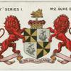 Duke of Argyll.