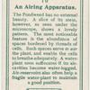 An airing apparatus.