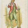 Count Alessandro Caglionostro.