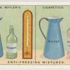 Anti-freezing mixtures.