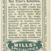 Wat Tyler's Rebellion.