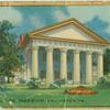 The Lee Mansion, Arlington, VA.