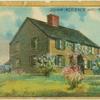 John Alden's house.