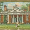 Monticello, home of Jefferso.