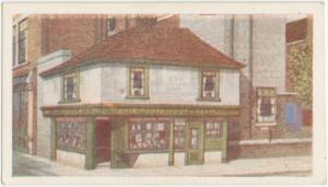 The Old Curiousity Shop, Portsmouth Street, London, W.C.