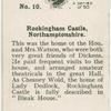 Rockingham Castle, Northamptionshire.