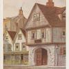 Jasper's Gatehouse, Rochester.