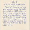Old London Bridge.