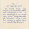 St. Paul's Cross.