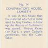 Conspirator's House, Lambeth.