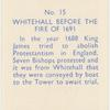 Whitehall before the fire of 1691.
