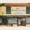 Old Curiosity Shop, London.