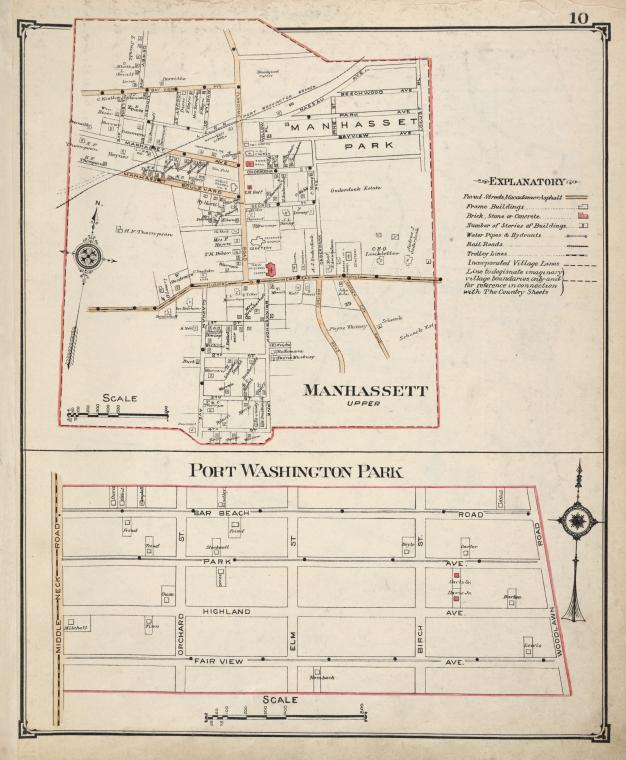 Manhassett Upper; Port Washington Park