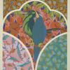 Formes et couleurs; vingt planches en couleurs contenant soixante-sept motifs décoratifs.