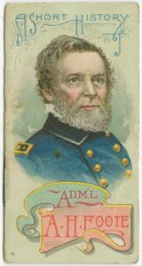 A Short History of Admiral A.H. Foote