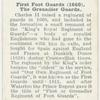 First Foot Guards (1860).  The Grenadier Guards.