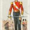 First or Grenadier Regiment of Foot Guards.  The Grenadier Guards. (1854).
