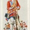 2nd Foot Guards (1742).  The Coldstream Guards.