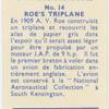 Roe's Triplane.