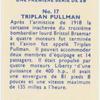 Triplan Pullman.