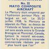 Mayo composite aircraft.