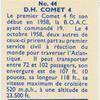 D.H. Comet 4.