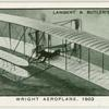 Wright aeroplane, 1903.