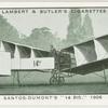 "Santos-Dumont's ""14 bis,"" 1906."