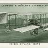 Voisin biplane, 1907-8.