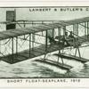 Short float-seaplane, 1912.