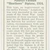 """Maurice Farman """"Shorthorn"""" biplane, 1914."""