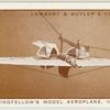 Stringfellow's model aeroplane, 1848.