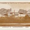 """Langley's """"Aerodrome,"""" 1903."""