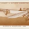 Bleriot's monoplane, 1909.